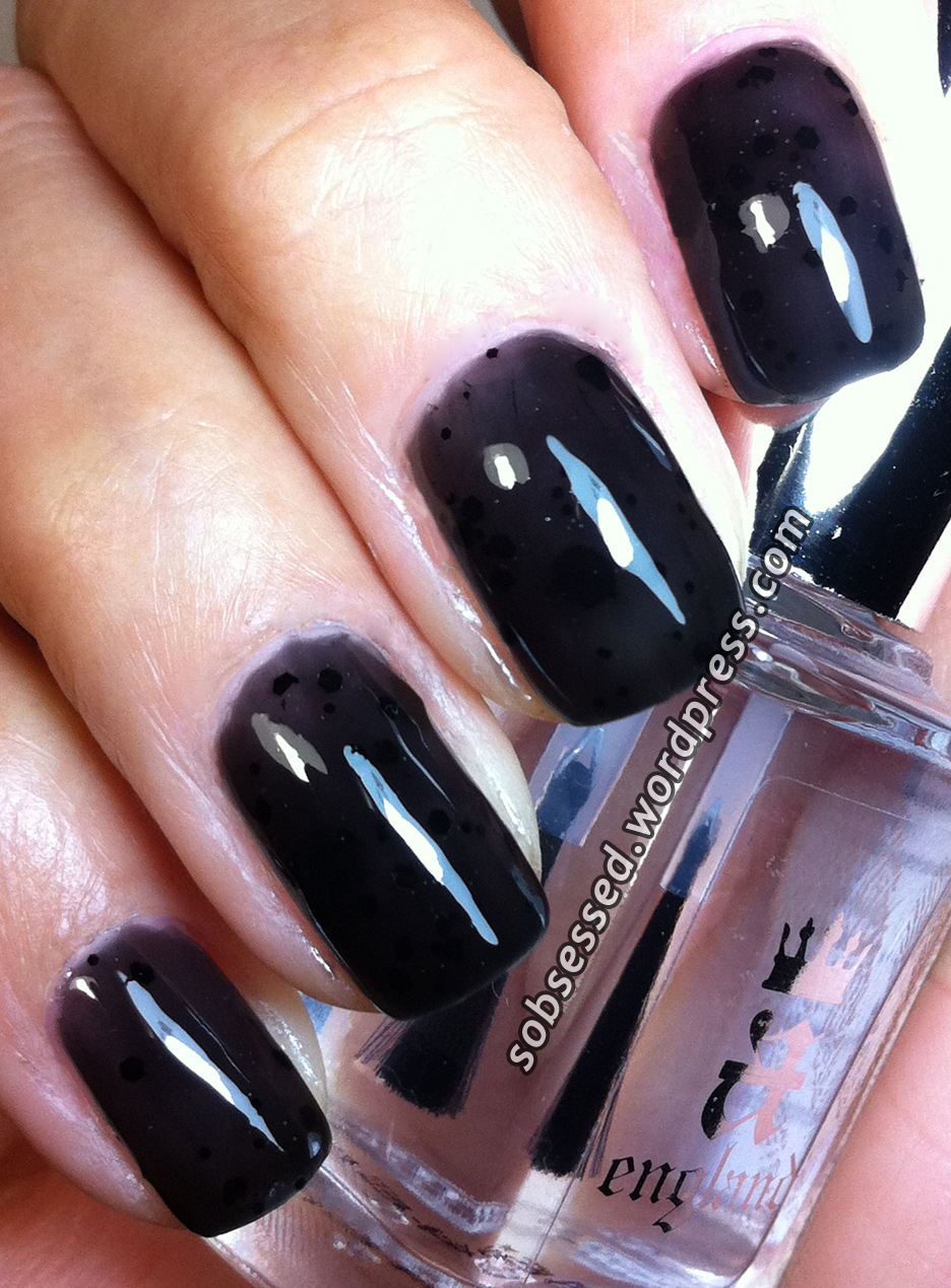 Jelly nail polish | The Obsessed