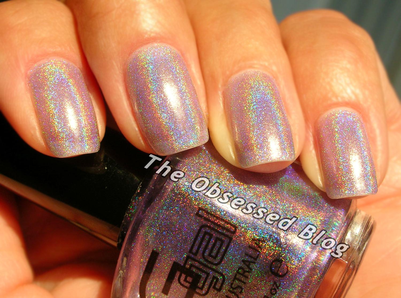 Glitter Gal Wisteria | The Obsessed