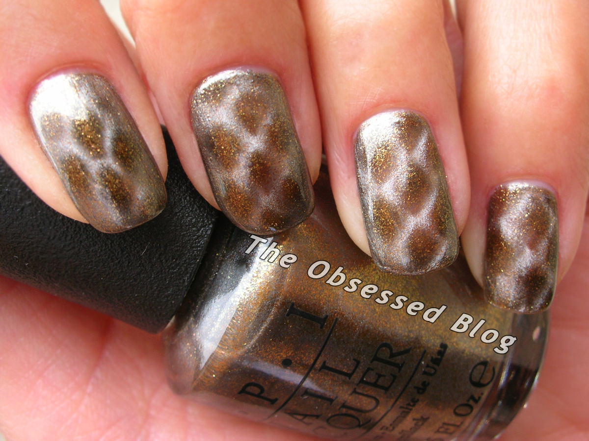OPI Magnetic Skyfall Collection | The Obsessed