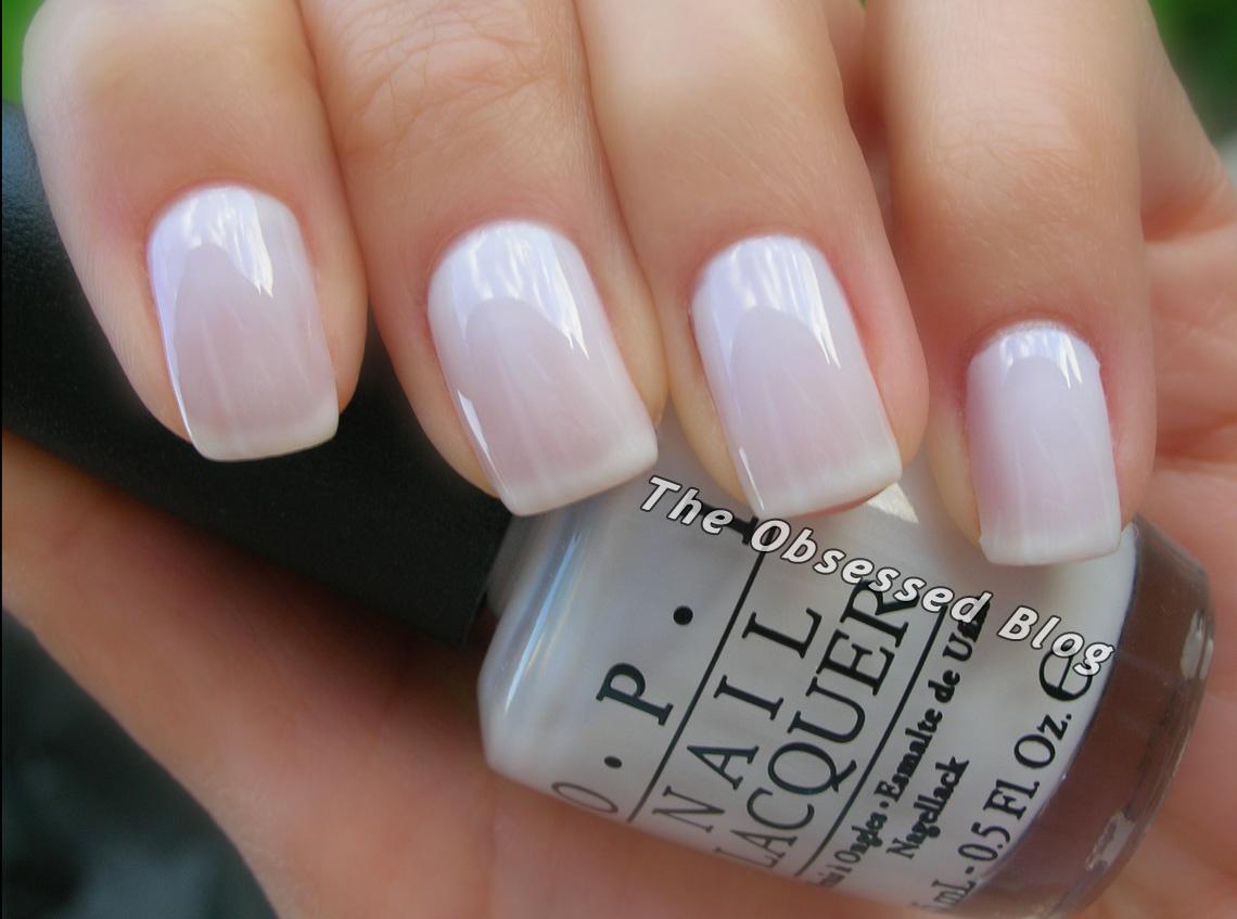OPI Funny Bunny Gel Manicure | Nail Polish Addict | Pinterest |Funny Bunny Nails