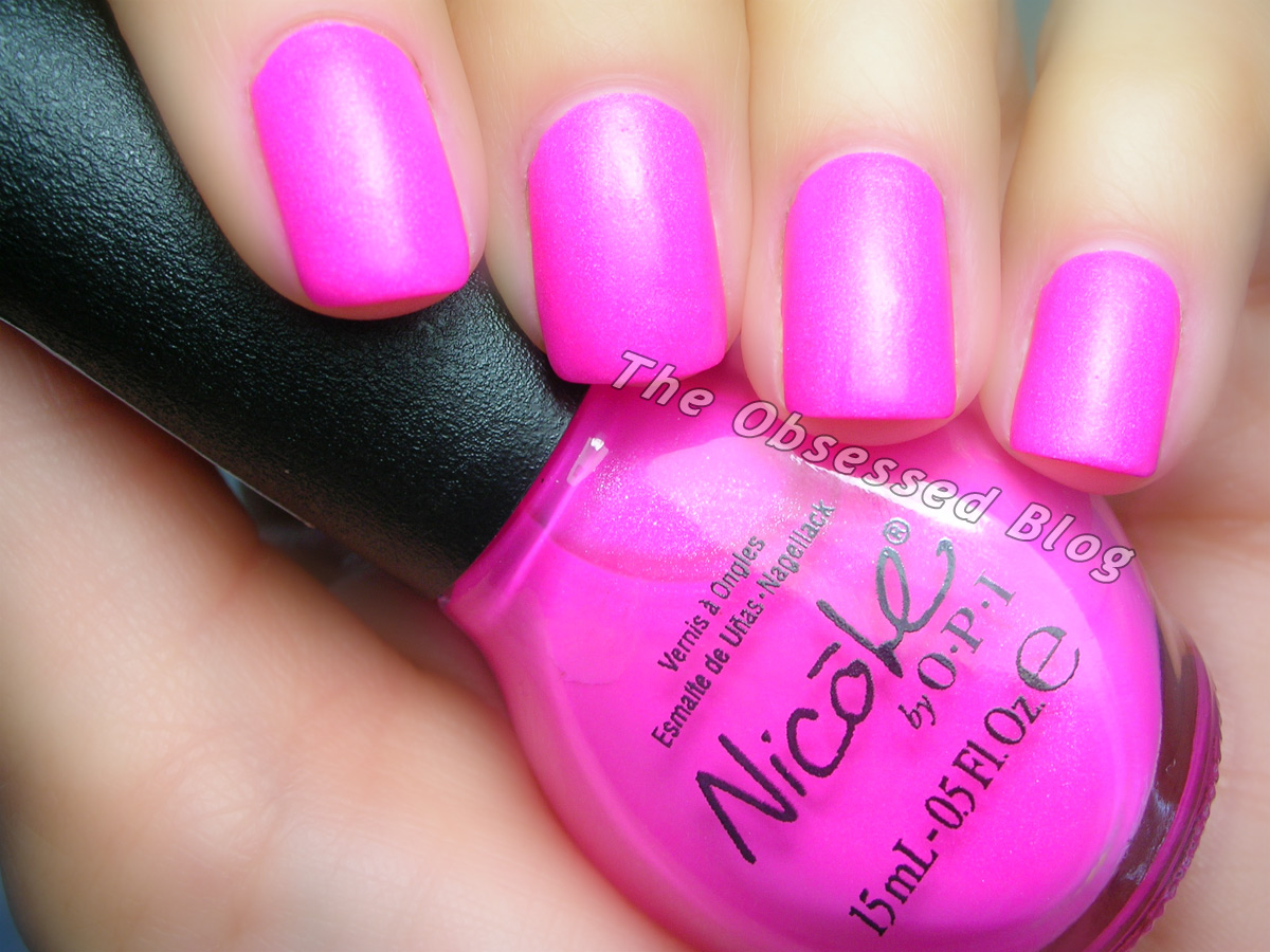 Nicole by OPI New for 2013 Part 1 | The Obsessed