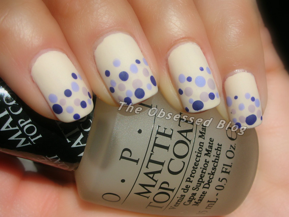 OPI Euro Centrale Dotticure | The Obsessed