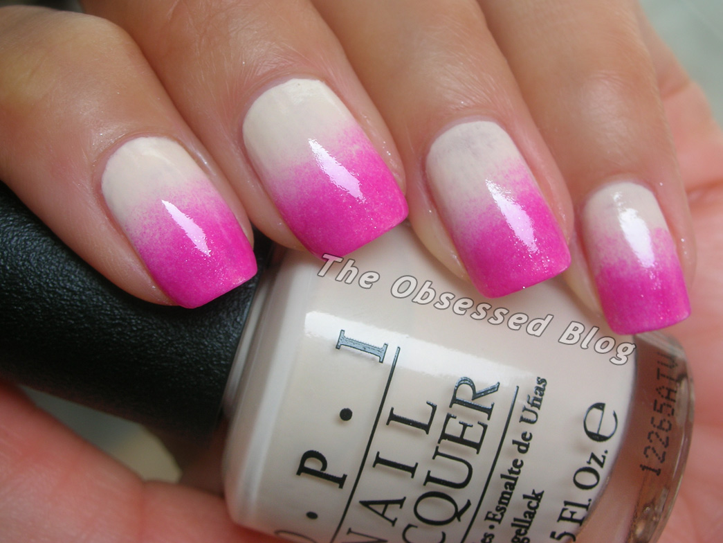 Essie Nail Art! | The Obsessed