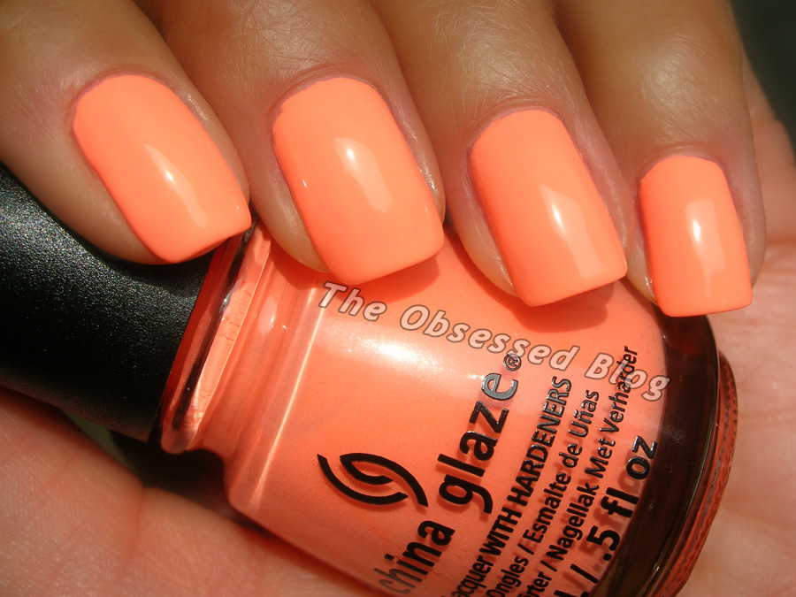 China Glaze | The Obsessed