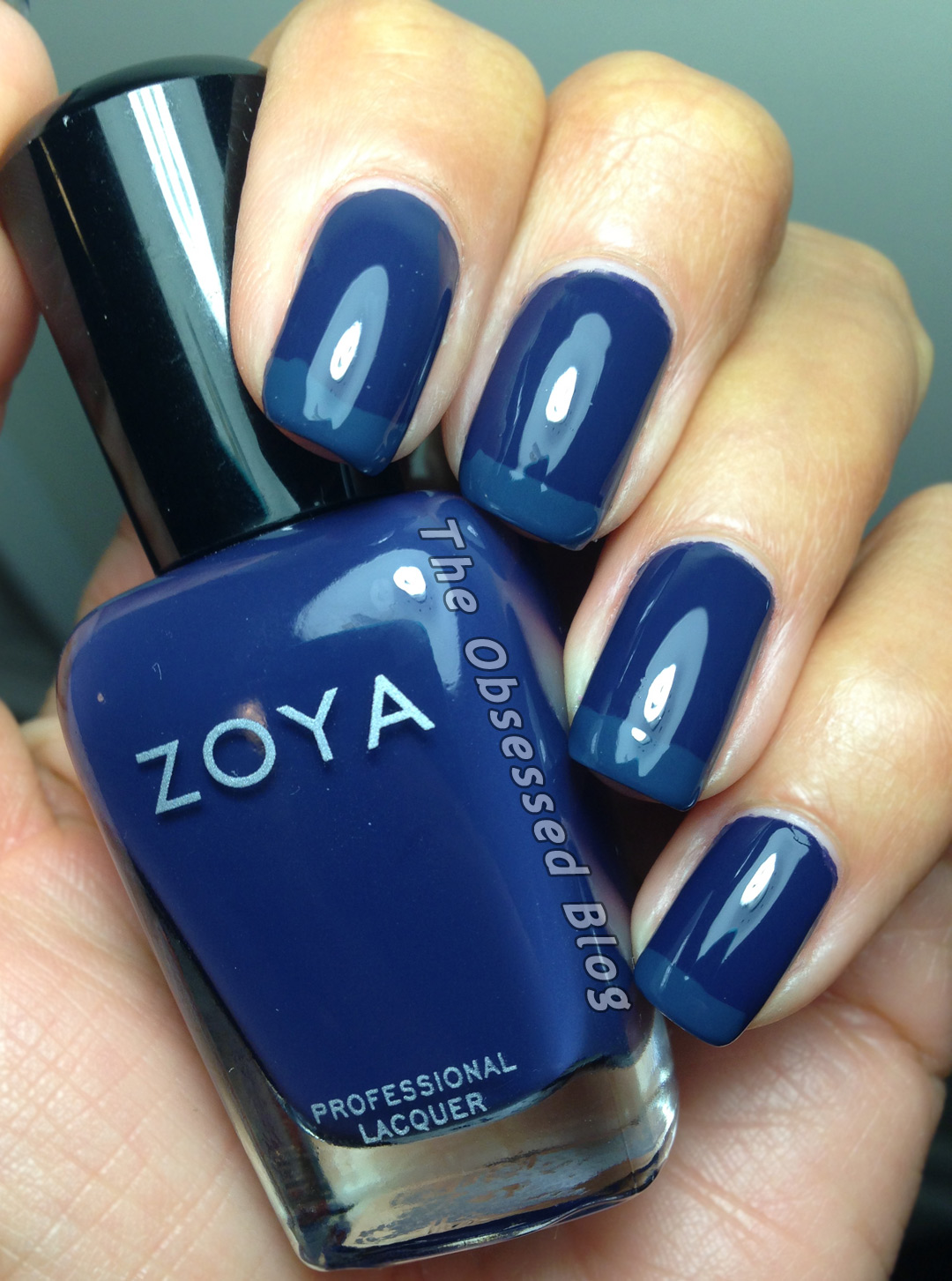 Zoya Sailor Because this was such a quick