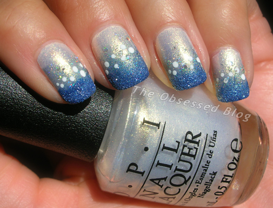 Nail Polish Canada Nail Art Challenge Week 1 The Obsessed