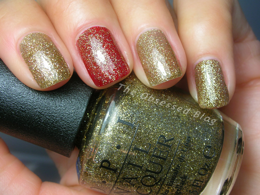 OPI Mariah Carey Holiday | The Obsessed