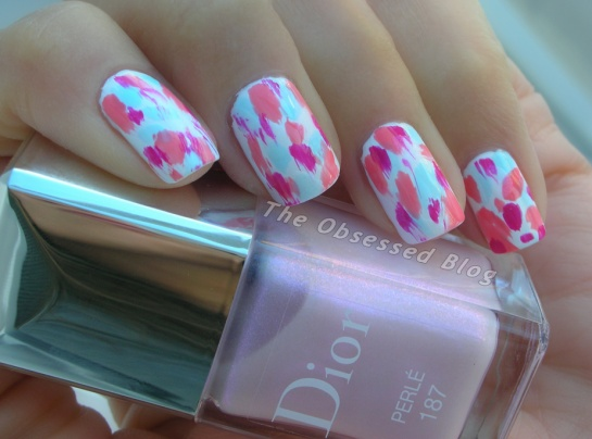 Dior_Vernis S14 Trianon Abstract Nailart3