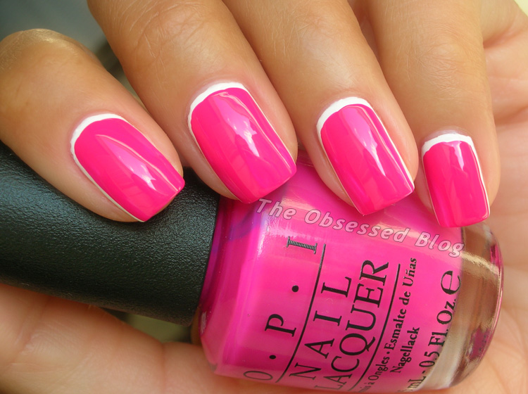 OPI\'s Ford Mustang Collection! | The Obsessed