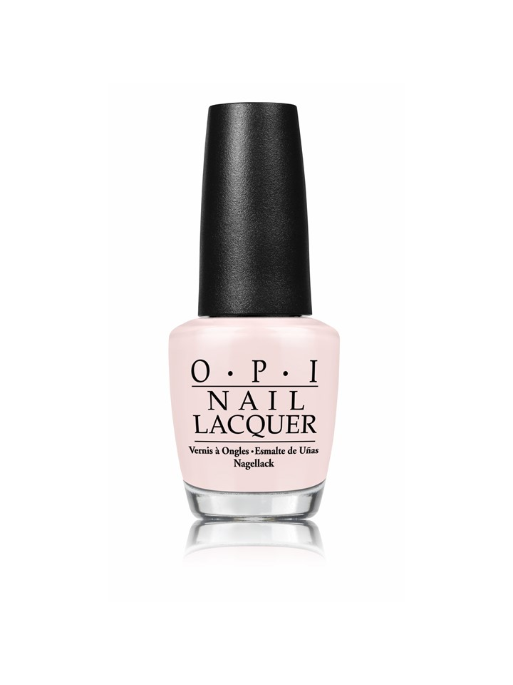 OPI Nail Lacquer, OPI Soft Shades Pastel Collection, This Cost Me A Mint T72 0.5 Fluid Ounce foto