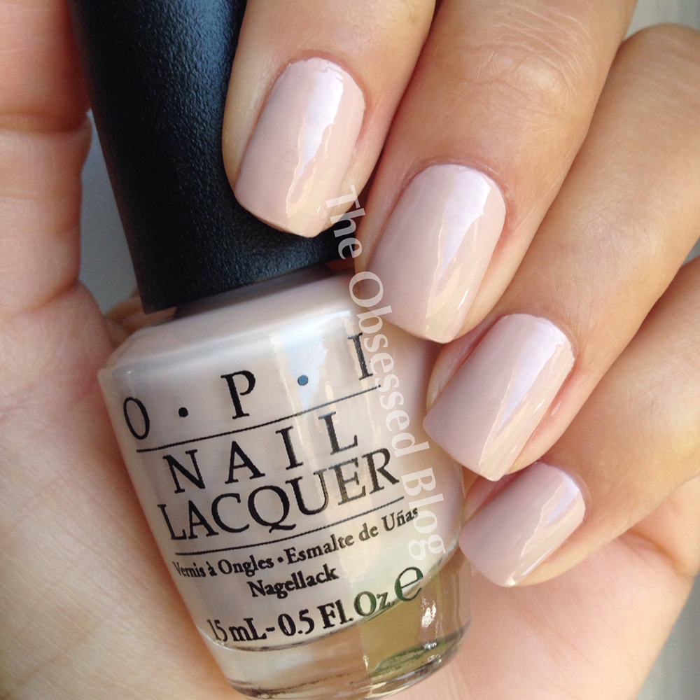 OPI | The Obsessed