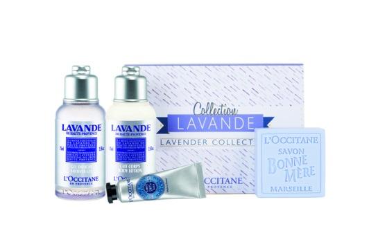 Lavender Voyage Setwb
