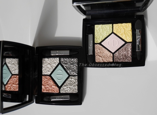 Dior Glowing Gardens 5 Couleurs