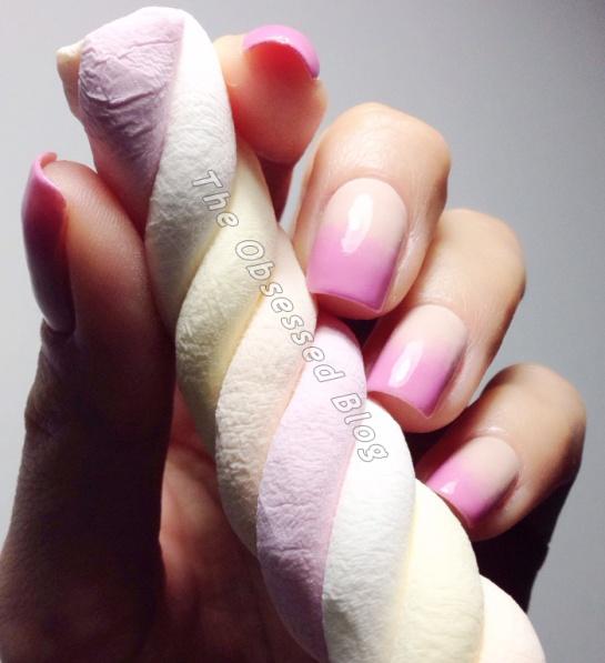 Dior Vernis Lilac Gradient twist