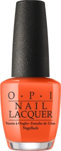 OPI Nail Lacquer in Santa Monica Beach Peach