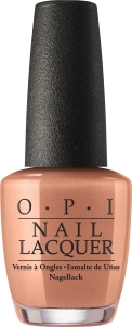 OPI Nail Lacquer in Sweet Carmel Sunday